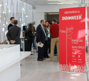 Innoweek Madrid Demo Space